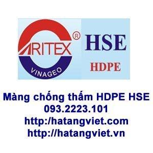 Màng chống thấm HDPE HSE