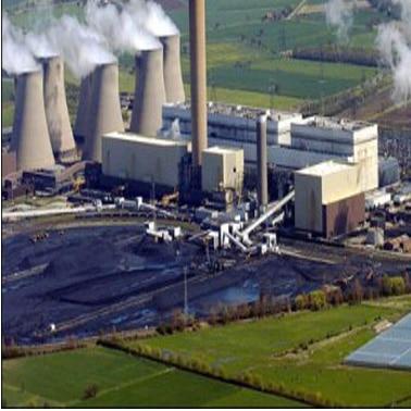 Màng chống thấm HDPE ứng dụng Năng lượng
