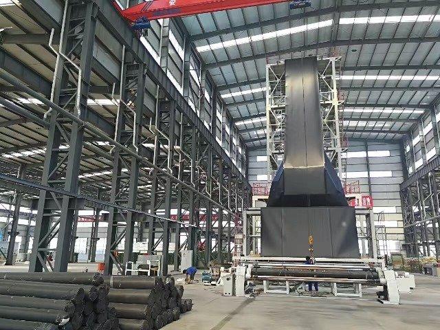 Nhà máy sản xuất màng chống thấm HDPE GSE