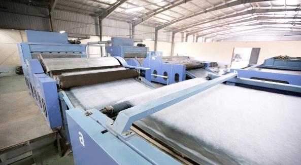 nhà máy sản xuất vải địa kỹ thuật PH