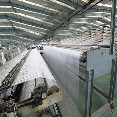 Nhà máy sản xuất vải địa kỹ thuật dệt GET