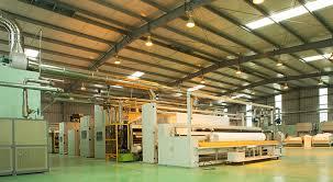 Nhà máy sản xuất vải địa kỹ thuật Haicatex