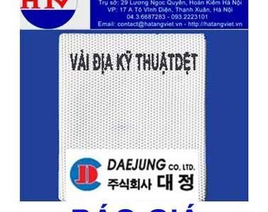 Báo giá Vải địa kỹ thuật dệt DJL