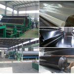 Công nghệ sản xuất màng chống thấm HDPE