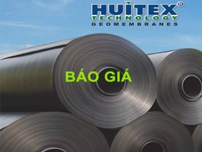 Giá màng chống thấm HDPE huitex