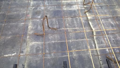 PHương pháp thi công giấy dầu đổ bê tông