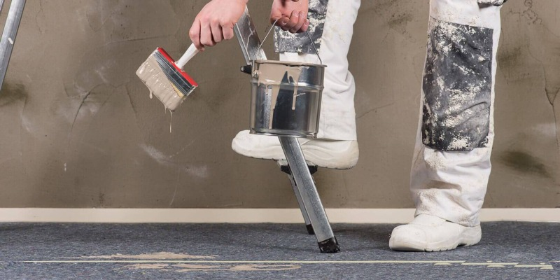 Thảm bảo vệ sàn dạng vải